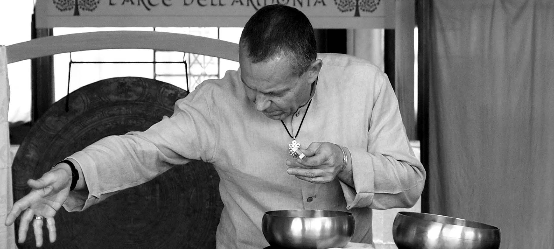 Suonoterapia Vibrazionale Dario Gasparato